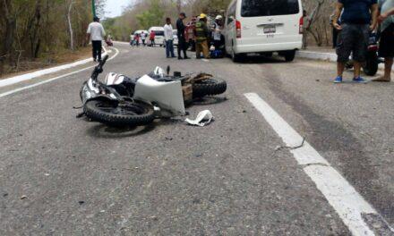 Baja número de accidentes vehiculares en Acatlán