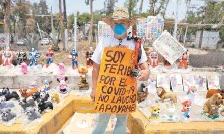 Vendedores de feria, olvidados durante la pandemia