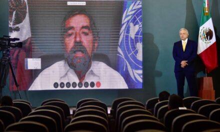 México es parte del Consejo de Seguridad de la ONU