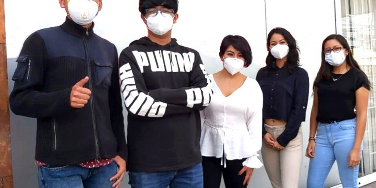 Preparatorianos BUAP, ganadores de Jóvenes en Acción, un programa del Departamento de Estado de USA