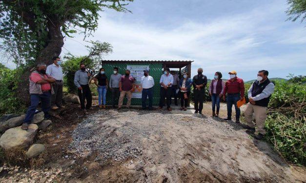 Centro de Recolección de Envases Vacíos de Agroquímicos en Huaquechula