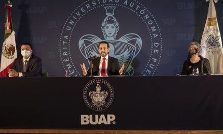 Tercer Informe, el de mayor audiencia en la historia de la BUAP