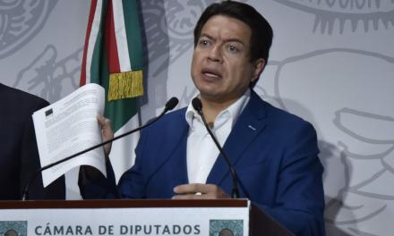 Mario Delgado gana dirigencia nacional de Morena