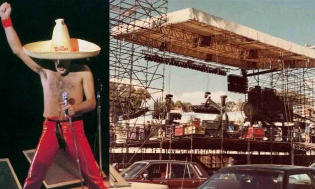 39 años de la visita de Freddie Mercury a Puebla