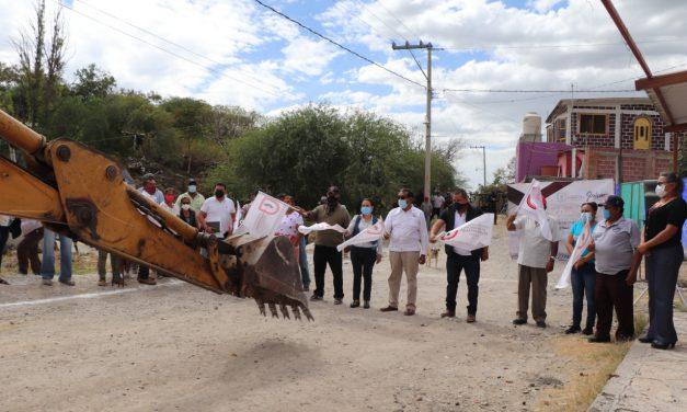 Continuamos trabajando para el beneficio de todos: Benjamín Hernández Lima