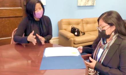 Concejal de Yonkers, reconoce labor de mujer de Tehuitzingo en esa cuidad