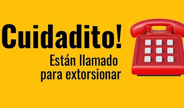 Alertan sobren llamadas de extorsión en la Mixteca