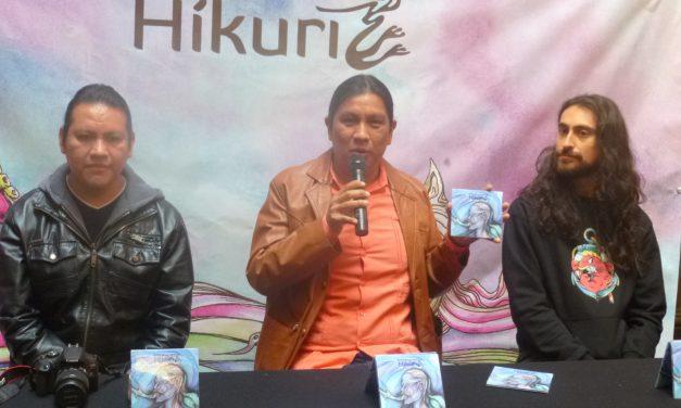 "Hikuri presenta su nuevo disco ""Blues en la Lengua"""
