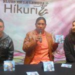 "Hikuri presentará nuevo disco ""Blues en la Lengua"""