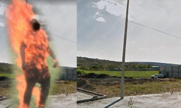 Se suicida al estilo hombre en llamas en Izúcar