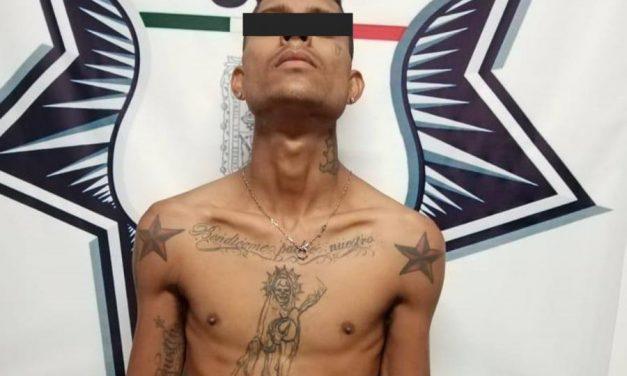 Detienen a presunto ladrón del IMSS de Atencingo; lo acusan de varios robos
