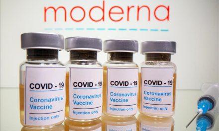 Vacuna Moderna contra el coronavirus es 94.5% eficaz