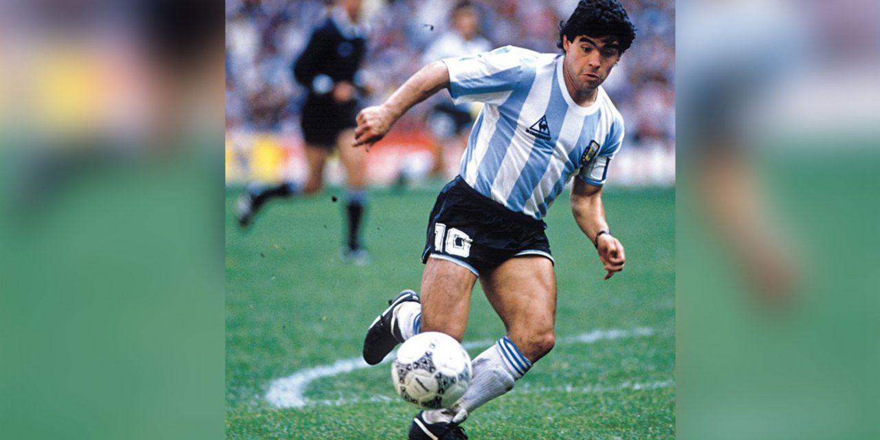 Conmoción mundial. Falleció Maradona