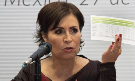 Rosario Robles busca ser testigo colaborador