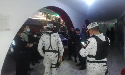 "Implementan en Tepeojuma el operativo ""Corredor Seguro"""