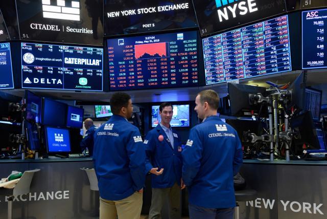 Comienza la cotización del agua en Wall Street