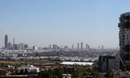 Tras pandemia baja contaminación del aire en Puebla