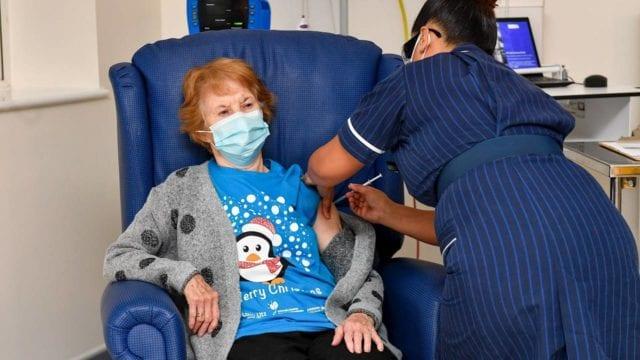 Países del mundo inician vacunación contra el Covid-19