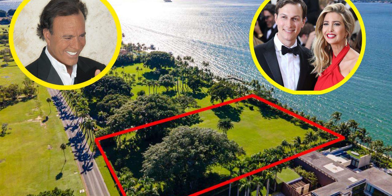 Hija de Trump compra a Julio Iglesias millonaria propiedad