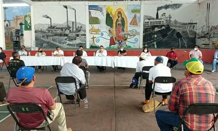 Reforzamos acciones contra el Covid en Chietla: Olaf Ponce