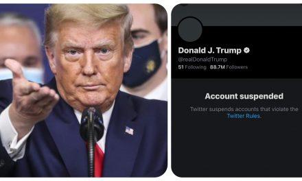 Twitter le dice adiós a Trump y suspende su cuenta definitivamente