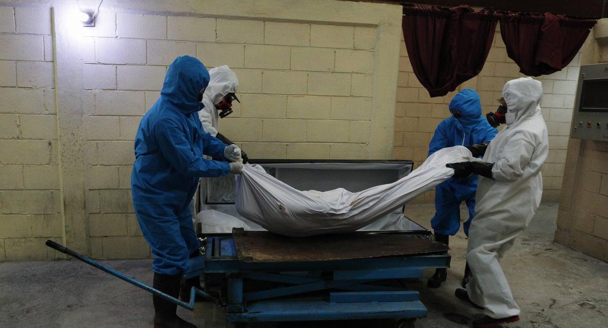 OMS reporta 13 mil 997 muertes por Covid en últimas 24 horas