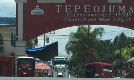 Suspenden servicio de mototaxis en Tepeojuma