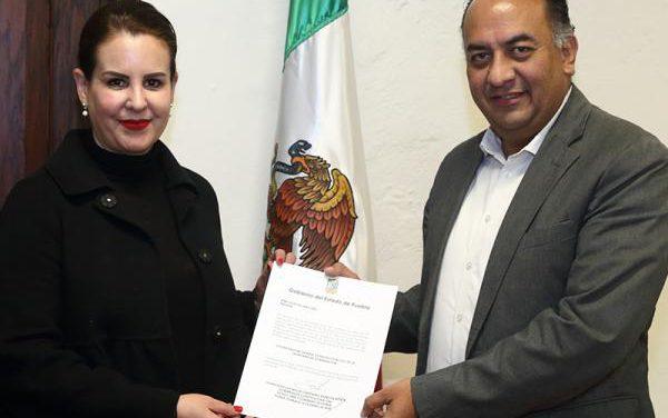 David Méndez dejó la Secretaría de Gobernación; lo asume Ana Lucía Hill