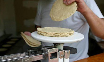 Aumentará precio de la tortilla en Acatlán