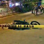 Motociclista muere en carambola en Tehuitzingo
