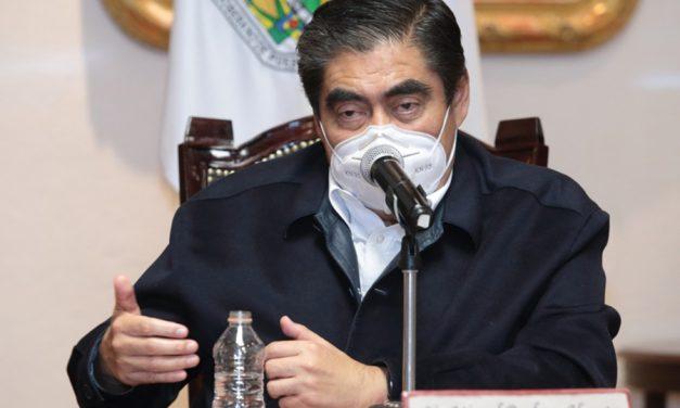Será implacable el Gobierno Estatal contra quienes lucren con las vacunas, advierte Barbosa