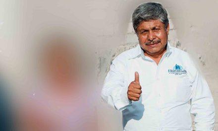 Alcalde de Teopantlán se recupera del Covid
