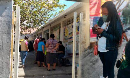 Personal de Bienestar maltrata a abuelitos en Ahuehuetzingo