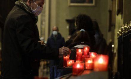 Fallecieron cinco obispos y 174 curas por coronavirus