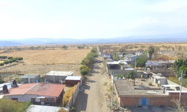 En Huaquechula, millonaria inversión para mejorar caminos