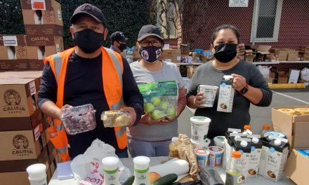 Migrantes se solidarizan durante la pandemia