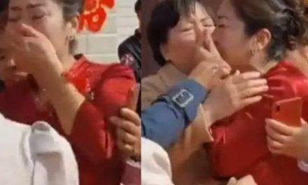 Madre descubre en la boda de su hijo que su futura nuera es su hija pérdida