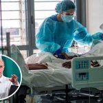 Puebla es el estado con mayor ocupación hospitalaria