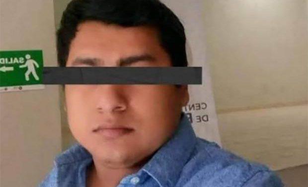 Primer poblano detenido por difundir videos sexuales de una mujer