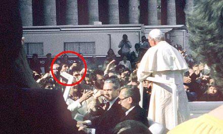 A 40 años de la tragedia, papa recuerda el atentado contra Juan Pablo II