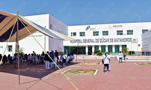 Hospital de Izúcar vuelve a atender a toda la población