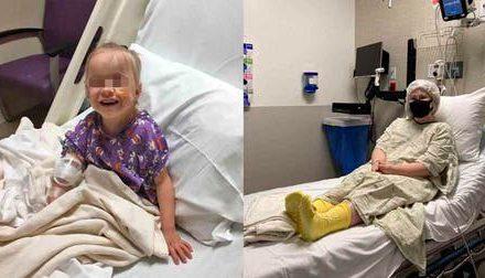 En acto de bondad, maestra dona un riñón a su alumna de 5 años
