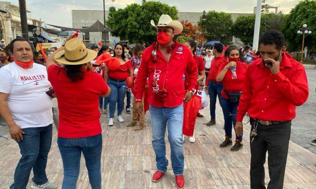Omar Campos busca la seguridad de Chietla