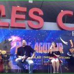 Familia Aguilar, llegará a Puebla en noviembre