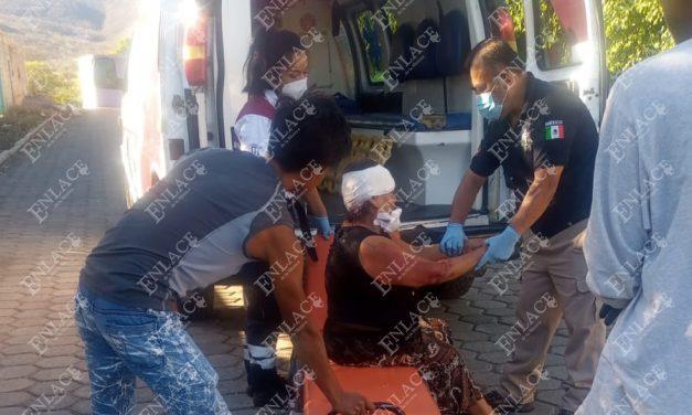 Machetean a mujer en Izúcar durante presunto asalto